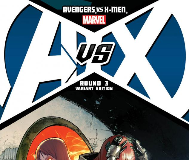 Avengers vs. X-Men #3 variant cover by Sara Pichelli