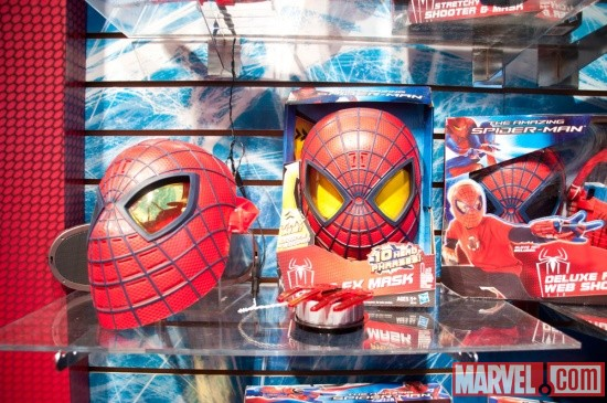 Hasbro The Amazing Spider-Man Hero FX Mask