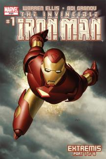 Iron Man (2004) #1