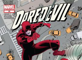 Cover: Daredevil (2011) issue #22