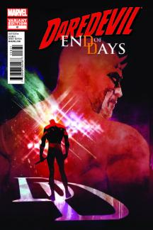 Daredevil: End of Days (2012) #8 (Sienkiewicz Variant)