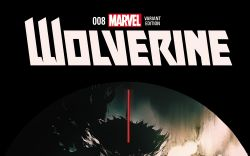 WOLVERINE 8 YU VARIANT (NOW, 1 FOR 50, WITH DIGITAL CODE)