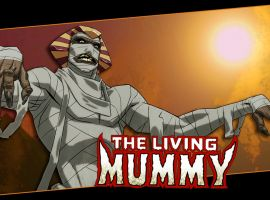 The Living Mummy in Marvel's Ultimate Spider-Man