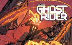 ALL-NEW GHOST RIDER 12 (WITH DIGITAL CODE)
