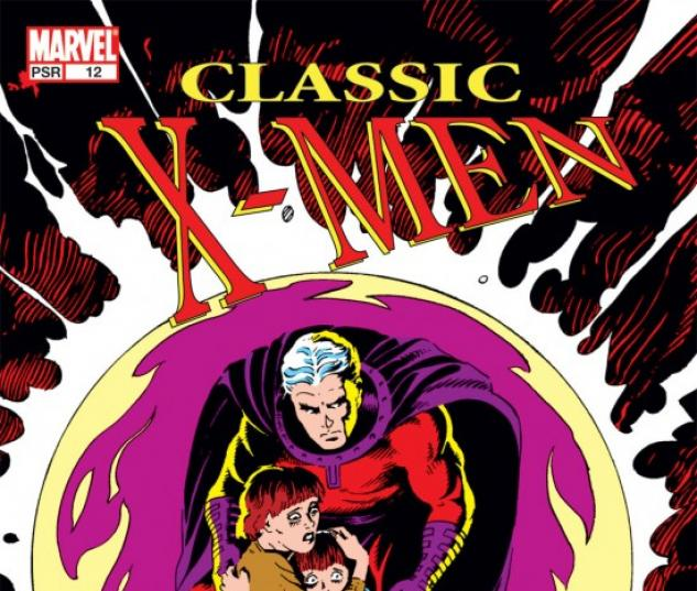 Classic X-Men #12