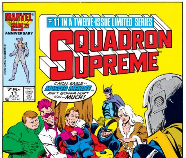 Squadron Supreme #11