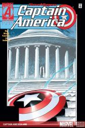 Captain America #444 