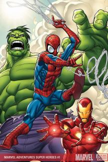 Marvel Adventures Super Heroes (2008) #1