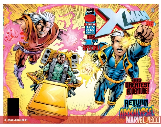 X-Man Annual #1
