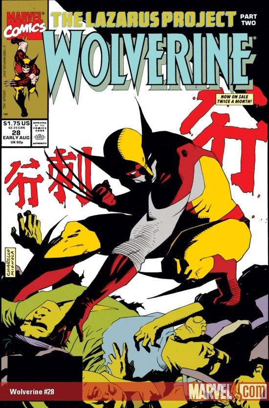Wolverine #28
