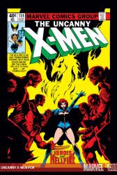 Uncanny X-Men #134 