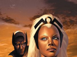 STORM (1976) COVER