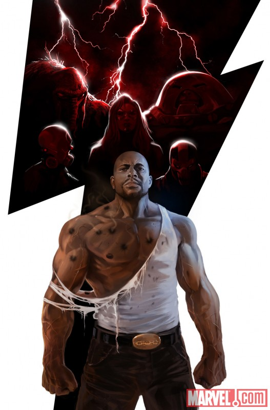 Image Featuring Luke Cage
