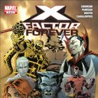 X-FACTOR FOREVER #4 cover by Dan Panosian
