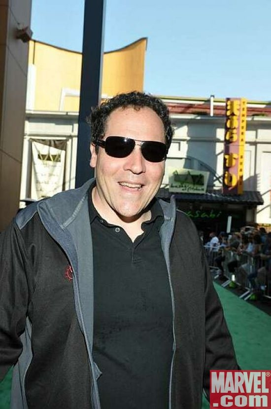 Iron Man Director Jon Favreau