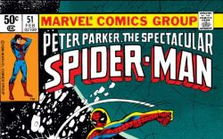 Peter Parker, The Spectacular Spider-Man #51