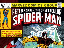Peter Parker, The Spectacular Spider-Man #49