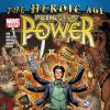 Heroic Age: Prince of Power #4 cover by Salva Espin