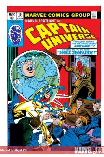 Captain Universe: Power Unimaginable (Trade Paperback)