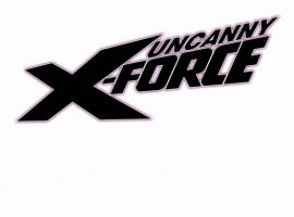 Uncanny X-Force (2010) #1 (BLANK COVER VARIANT)