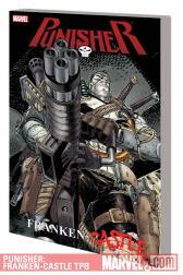 Punisher: Franken-Castle (Trade Paperback)
