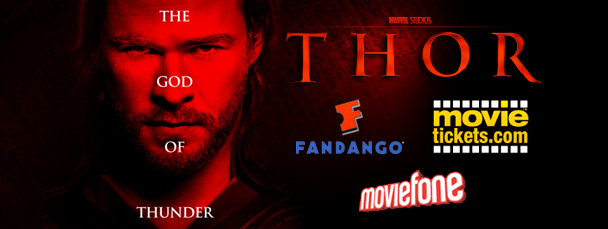 Buy Thor Movie Tickets Now