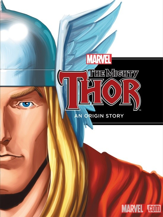 The Mighty Thor book cover