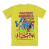 Cap Against Drugs Tee by Mighty Fine