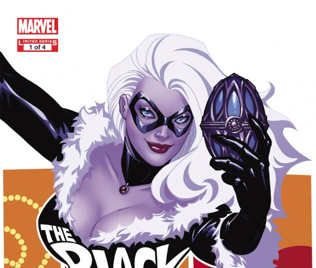 Amazing Spider-Man Presents: Black Cat (2010) #1