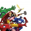 Avengers: Earth's Mightiest Heroes Adventures #1