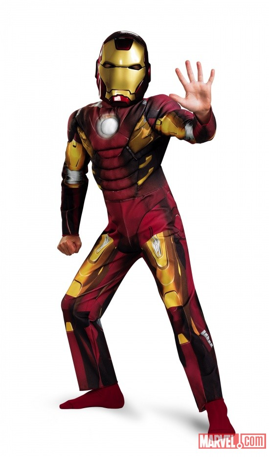 Iron Man Mark 7 Avengers Classic Muscle