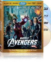 Marvel's The Avengers on Blu-ray 3D