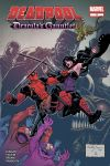 DEADPOOL: DRACULA'S GAUNTLET 5
