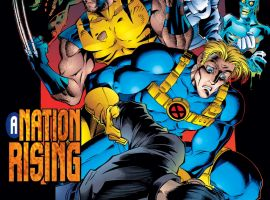 90's By The Numbers: Uncanny X-Men #323