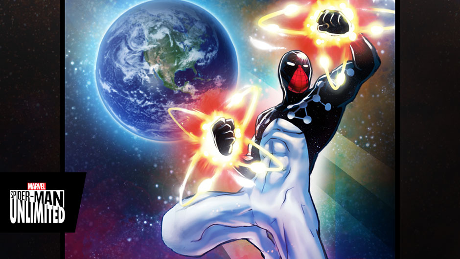 Spider-Man Unlimited Celebrates Earth Day