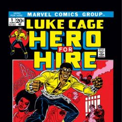 Luke Cage, Hero for Hire (0000 - Present)