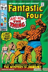 Fantastic Four #107 