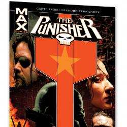 PUNISHER MAX VOL. 7: MAN OF STONE #0