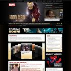 Marvel.com's New Movies & TV Hub