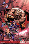 EXILES (2008) #91 COVER