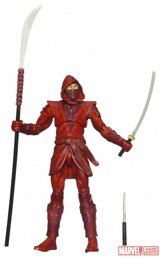 Hand Ninja 3 3/4 Inch Marvel Universe Action Figure from Hasbro, Wave 3