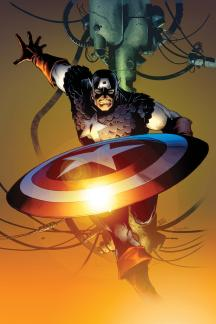 Captain America: Rebirth (2010) #1