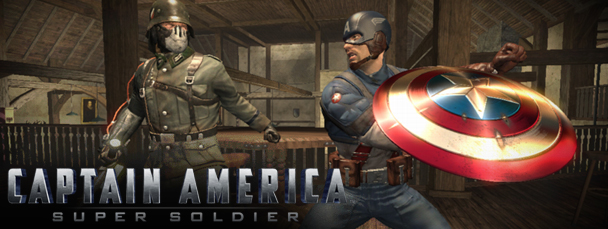 Captain America: Super Soldier Image & Trailer Explosion