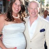 Neal McDonough with wife Ruve at the Captain America: The First Avenger world premiere