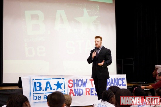 Sheamus speaks to Be A Star