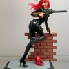 Kotobukiya Marvel Bishoujo Black Widow (black)