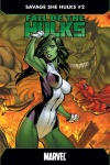 Fall of the Hulks: The Savage She-Hulks (2010) #2
