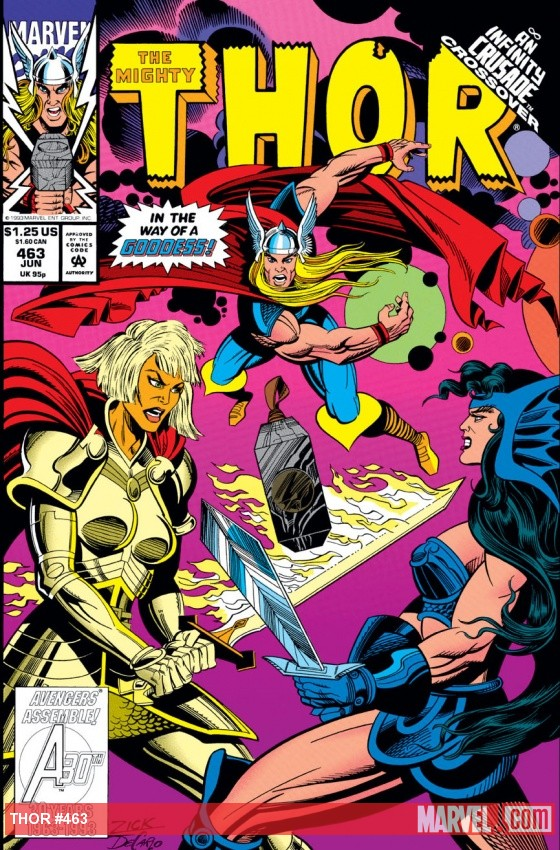 Thor (1966) #463