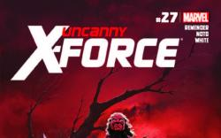 UNCANNY X-FORCE 27 (WITH DIGITAL CODE)