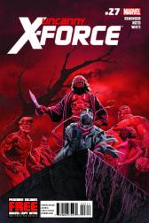 Uncanny X-Force #27